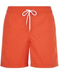 Derek Rose - Drawstring Swim Shorts - Lyst