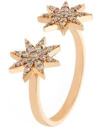 Bee Goddess - Ishtar Star Ring - Lyst