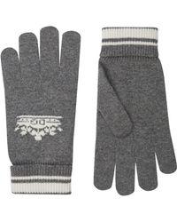 Dolce & Gabbana - Cashmere Gloves - Lyst