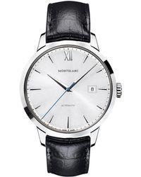 Montblanc - Heritage Spirit Date Automatic Watch - Lyst