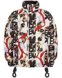 Burberry - Graffiti Jacket - Lyst