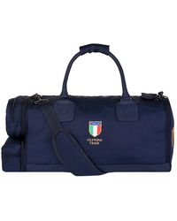 Armani - Italia Olympic Team Gym Bag - Lyst