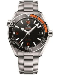 Omega - Seamaster Planet Ocean Co-axial Master Chronometer 43.5mm - Lyst