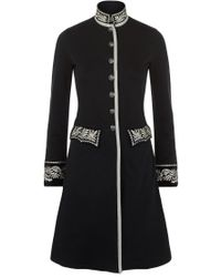 Denim & Supply Ralph Lauren - Military Embroidered Coat - Lyst