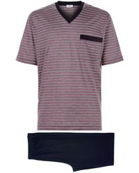 Zimmerli | Striped Pyjama Set | Lyst