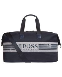 BOSS Green - Weekend Travel Bag - Lyst