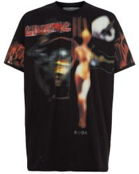 Givenchy - Columbian Heavy Metal T-shirt - Lyst