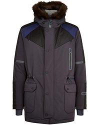 Stefano Ricci - Fur Trimmed Ski Jacket - Lyst