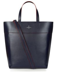 Weekend by Maxmara - Leather Tote Bag - Lyst