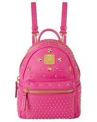 MCM - X-mini Special Stark Backpack - Lyst