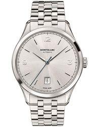 Montblanc - Heritage Chronométrie Automatic Watch - Lyst