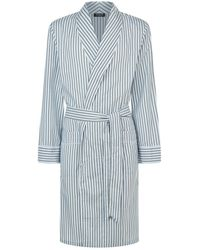 Harrods | Multi-stripe Robe | Lyst