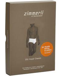 Zimmerli | Royal Classic Briefs | Lyst