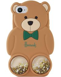 Harrods - Silcone Bear Iphone6/7/8 Case - Lyst