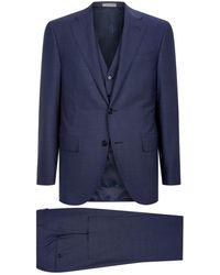 Corneliani - Virgin Wool Suit - Lyst