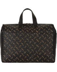 Bottega Veneta - Leather Day Micro-dot Tote Bag - Lyst