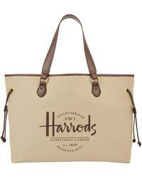 Harrods - Sandringham Shoulder Bag - Lyst