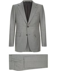 Dunhill - Brokencheck Two-piece Suit - Lyst