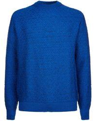 Stephan Schneider - Mlange Crew Neck Sweater - Lyst