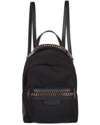 Stella McCartney - Mini Falabella Go Backpack - Lyst