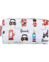 Harrods - City Bear Cosmetic Bag - Lyst