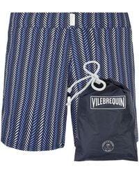 Vilebrequin - Merise Fish Swim Shorts - Lyst