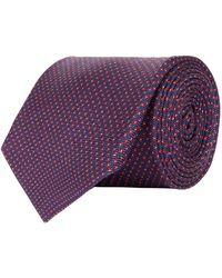 Corneliani - Dotted Tie - Lyst