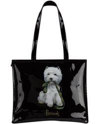 Harrods - Westie Shoulder Bag - Lyst