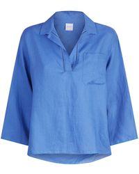 Max Mara - Linen Shirt - Lyst