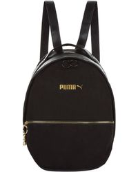 PUMA - Archive Suede Backpack - Lyst