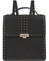 Harrods - Larch Studded Backpack - Lyst