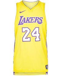 Nike - Kobe Bryant Lakers Basketball Jersey - Lyst