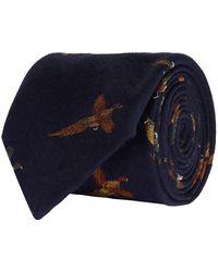 Polo Ralph Lauren - Game Bird Tie - Lyst