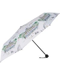 Harrods - Rainy Days Umbrella - Lyst
