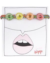 Venessa Arizaga - Rainbow Loops Bracelet - Lyst
