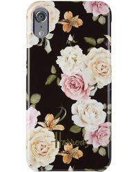 Harrods - Floral Iphone X/xs Case - Lyst
