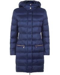Armani - Quilted Down Jacket - Lyst