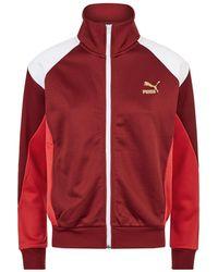 PUMA - Retro Stripe Jacket - Lyst