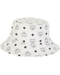 MCM - Visetos Bucket Hat - Lyst 91e9731ce1ce