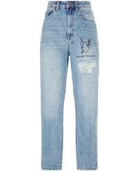 Ksubi - Chlo Wasted Heartburn Jeans - Lyst
