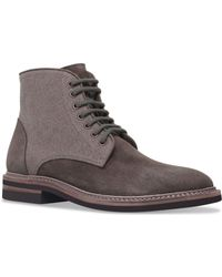 Brunello Cucinelli - Panelled Ankle Boots - Lyst
