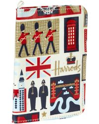 Harrods - Iconic London Passport Cover - Lyst