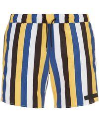 Sandro - Ocean Swim Shorts - Lyst