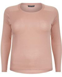 Eileen Fisher - Long Sleeve Jumper - Lyst