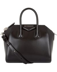 Givenchy - Mini Smooth Antigona Tote - Lyst