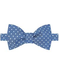 Eton of Sweden - Self-tie Polka Dot Bow Tie - Lyst