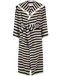 Loewe - X Paula's Ibiza Towel Robe - Lyst