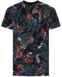 Ted Baker - Minte Tiger T-shirt - Lyst