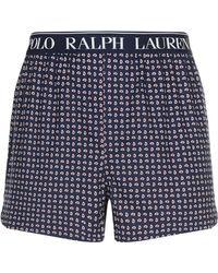 Polo Ralph Lauren - Paisley Slim Fit Boxers - Lyst