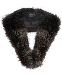 Harrods - Raccoon Fur Collar - Lyst